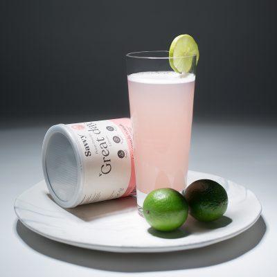 Recetas pink lemonade