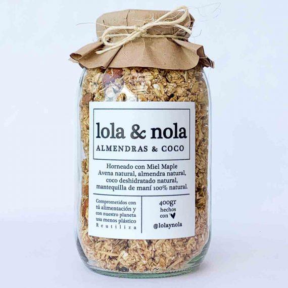granola-almendras-coco