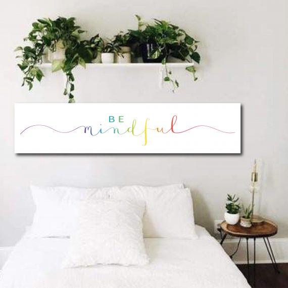 Retablo Be Mindful