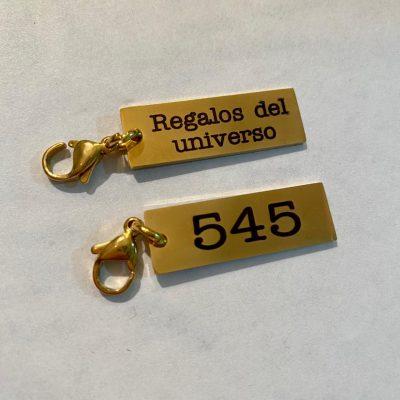 placa regalos del universo