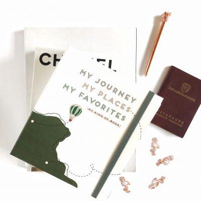 Travel book 1