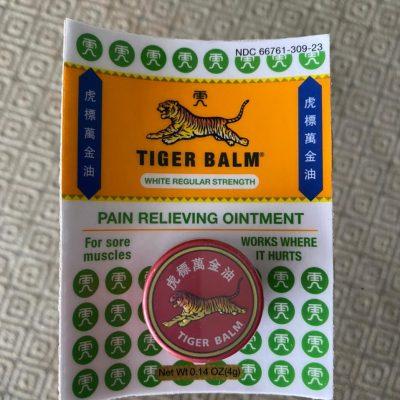 Tiger Balm frio portable