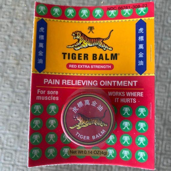 Tiger balm caliente portable