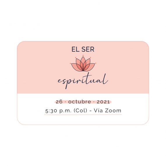 Espiritual Oct 26